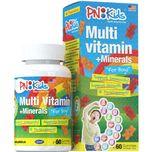 PNKids Multivitamins + Minerals Boys, 60 Gummies