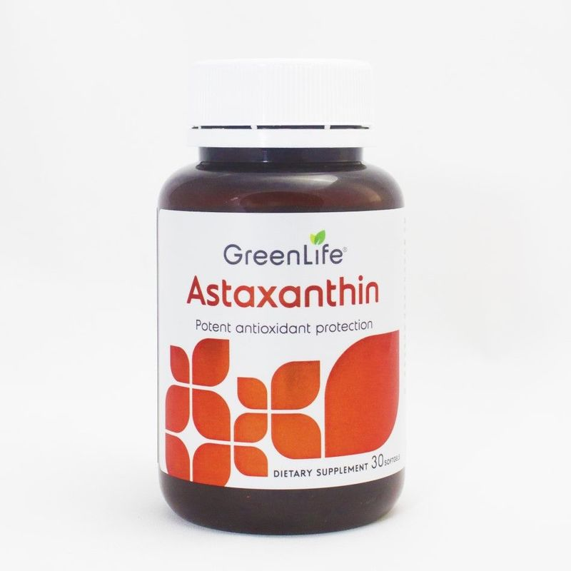 GreenLife Astaxanthin, 30 softgels
