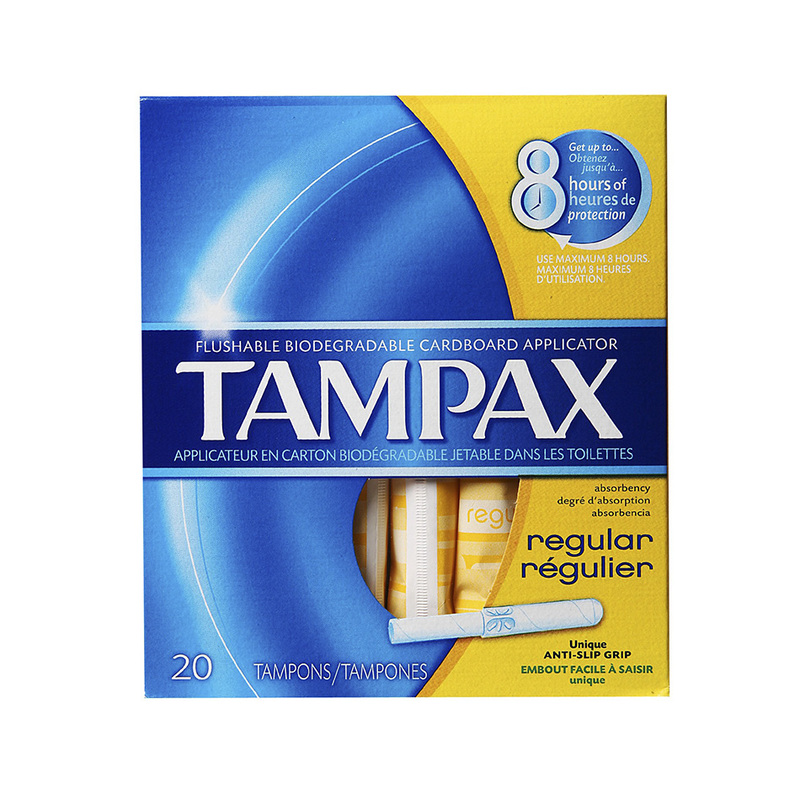 Tampax Regular, 20pcs