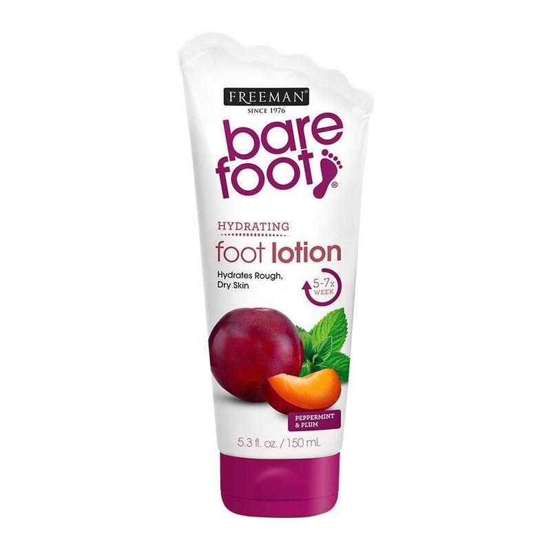 Freeman Barefoot Hydrating Foot Lotion, 150ml