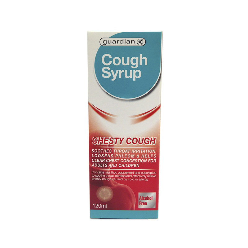 Guardian Cough Syrup, 120ml