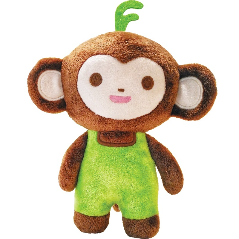 Little Freddie Small Monkey Doll