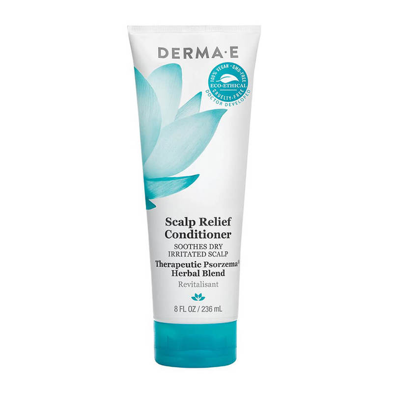 Derma E Scalp Relief Conditioner, 236ml