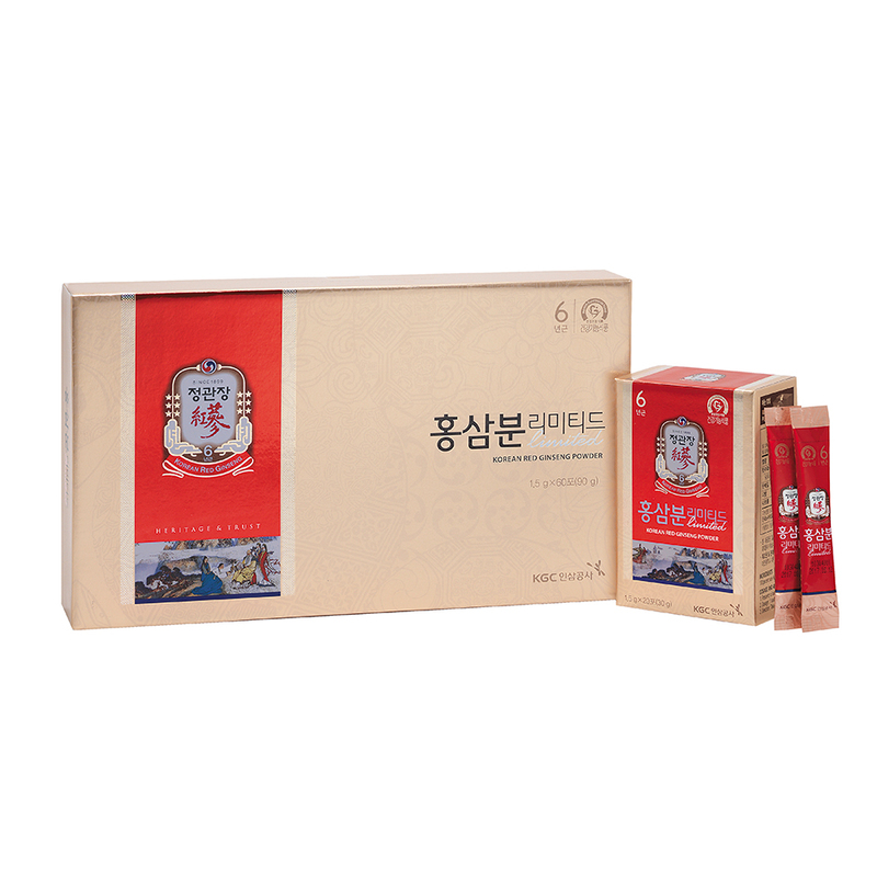 Cheong Kwan Jang Korean Red Ginseng Powder Limited 90g