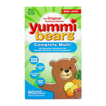 Yummi Bears Complete Multi-Vitamin, 90s