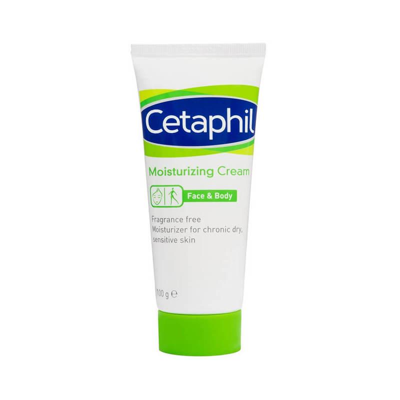 Cetaphil Moisturizing Cream, 100g