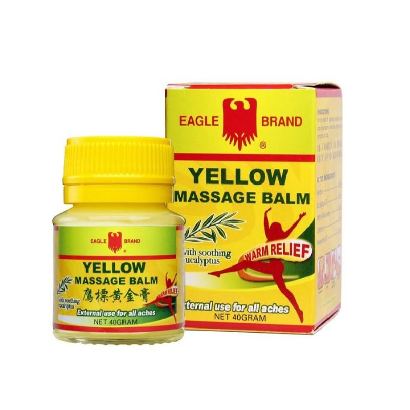 Eagle Yellow Balm, 40g