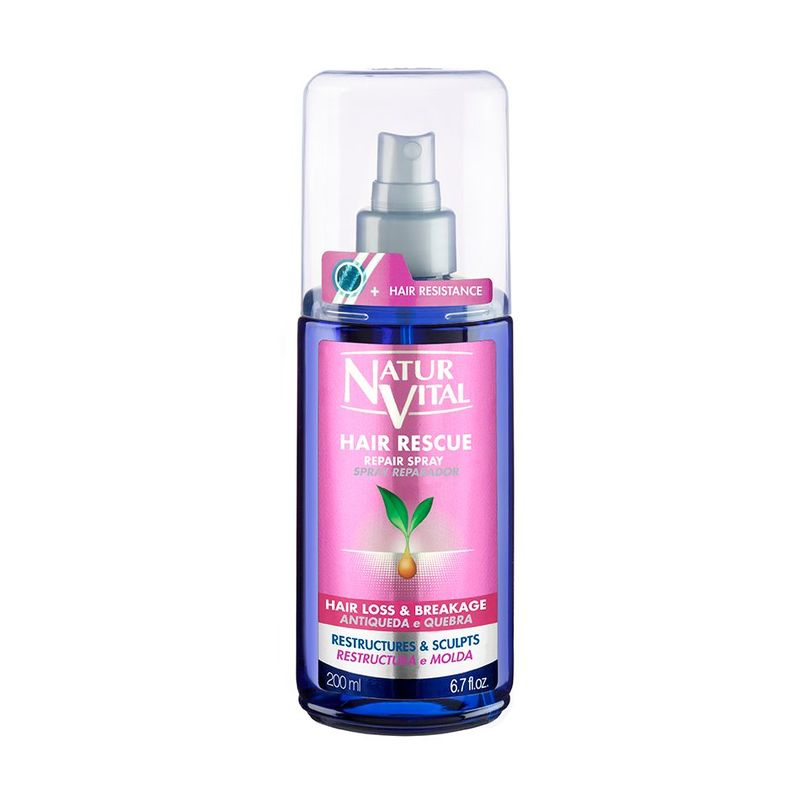 Natur Vital Hair Loss Leave In, 200ml