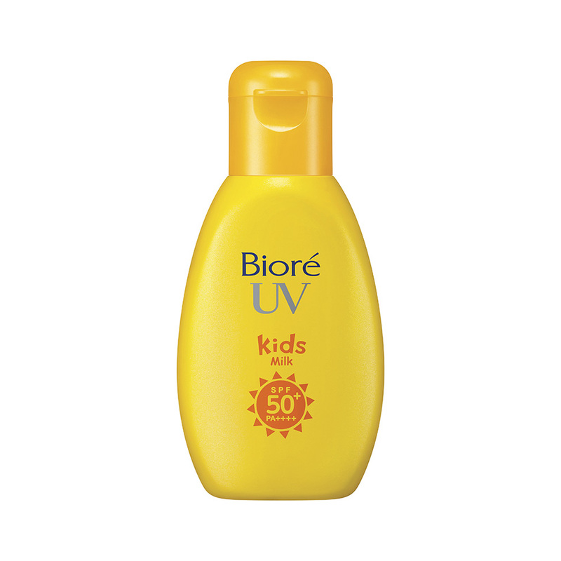 Biore UV Kids Milk Sunscreen SPF 50+, 90ml