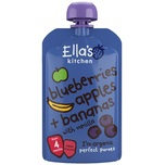 Ella's Kitchen Blueberries, Apples, Bananas and Vanilla 120g