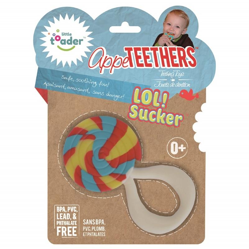 Little Toader Appteethers (Lol Sucker)
