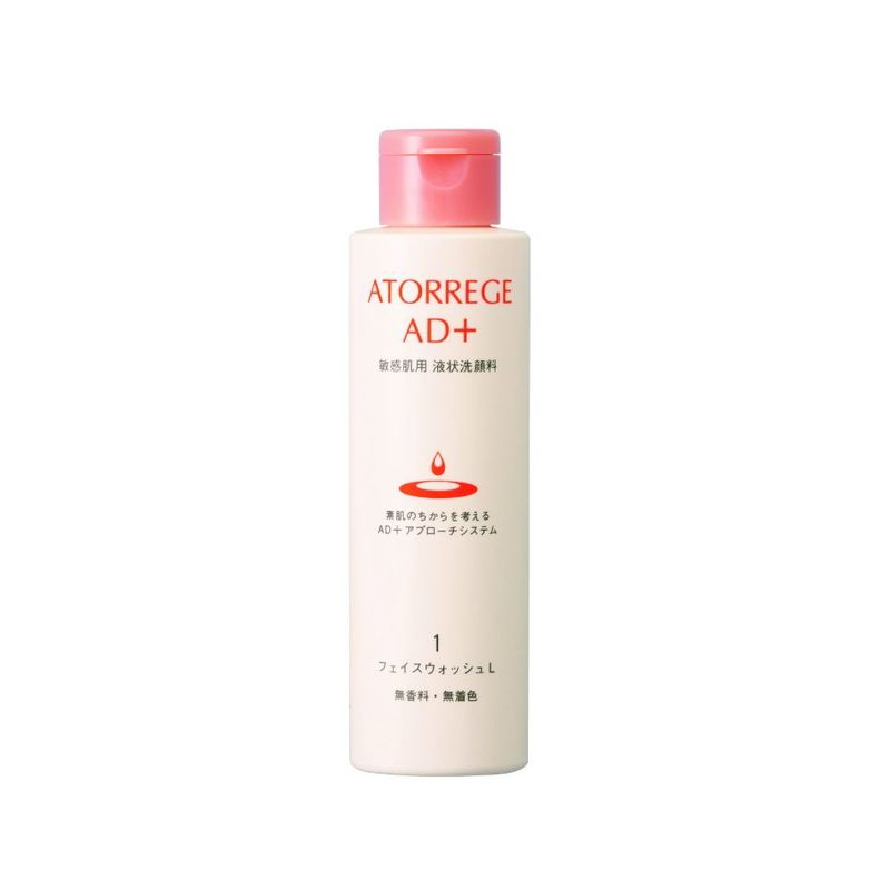 Atorrege AD+ Face Wash Liquid, 150ml