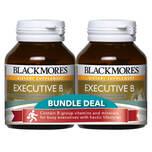 Blackmores Executive B, 2x60 tablets