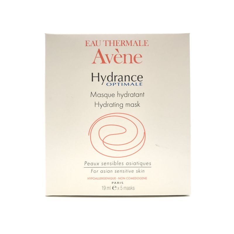 Avene Masque Hydratant Hydraing Mask 5pcs