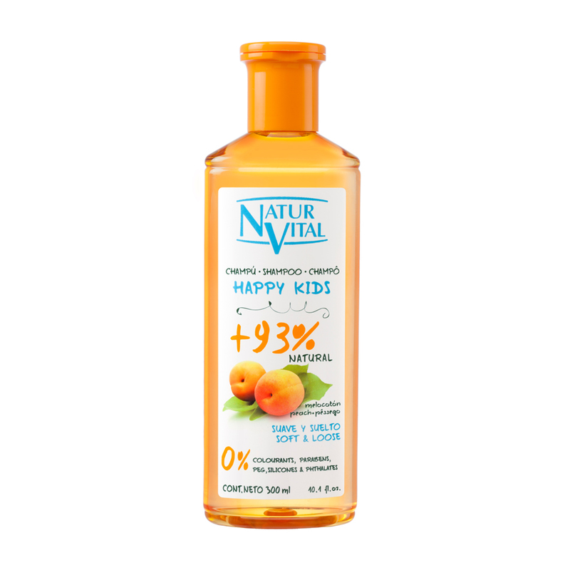 Natur Vital Happy Hair Shampoo Kids, 300ml