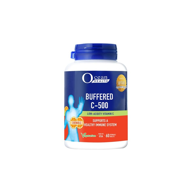 Ocean Health Buffered C-500 60s