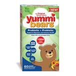 Yummi Bears Probiotic + Prebiotic, 60pcs