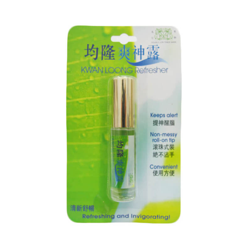 Kwan Loong Refresher Oil, 4.5ml