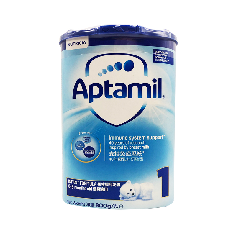 Aptamil Gold Pronutra Stage 1 800g