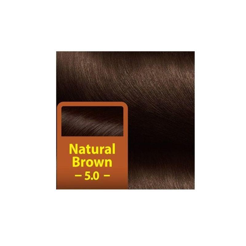 Ryo  Mild Formula Hairdye Cream-5.0 Natural Brown 40g x 3