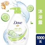 Dove Body Wash (Aqua) 1000g
