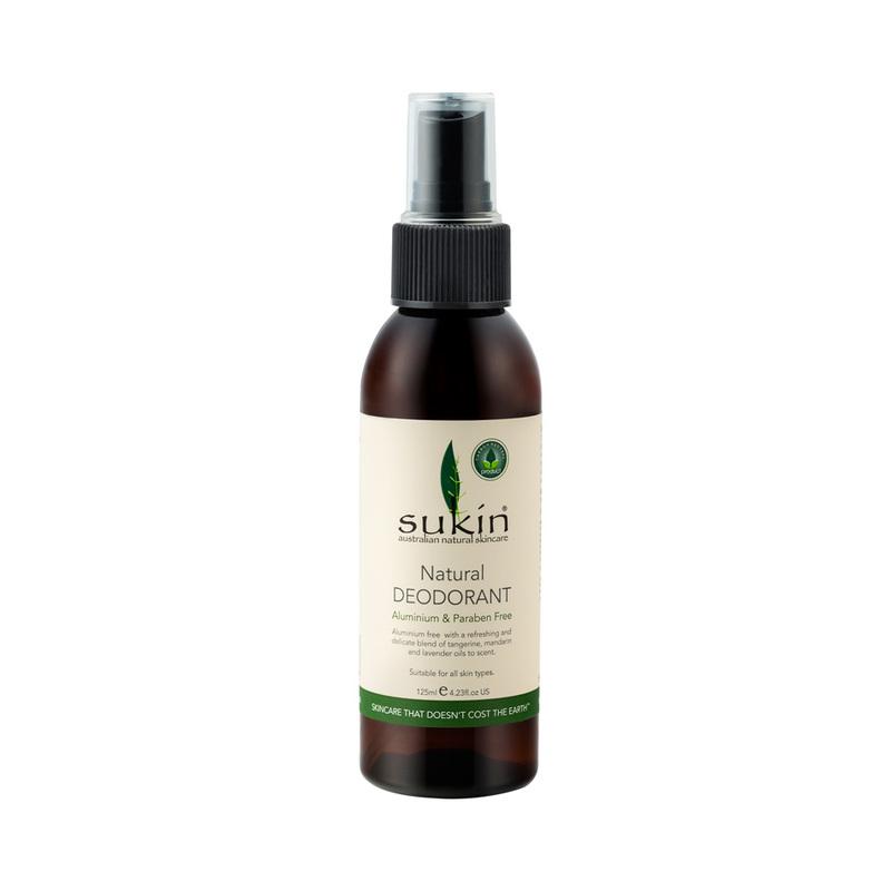 Sukin Natural Deodorant, 125ml