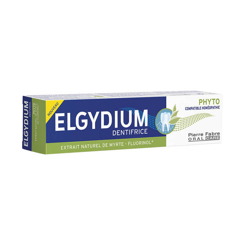 Elgydium Phyto Toothpaste, 75ml