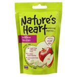 Nature's Heart Freeze-Dried Apple Crisps, 15g