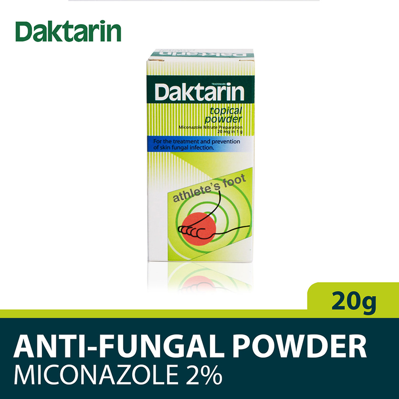 Daktarin Powder 20g