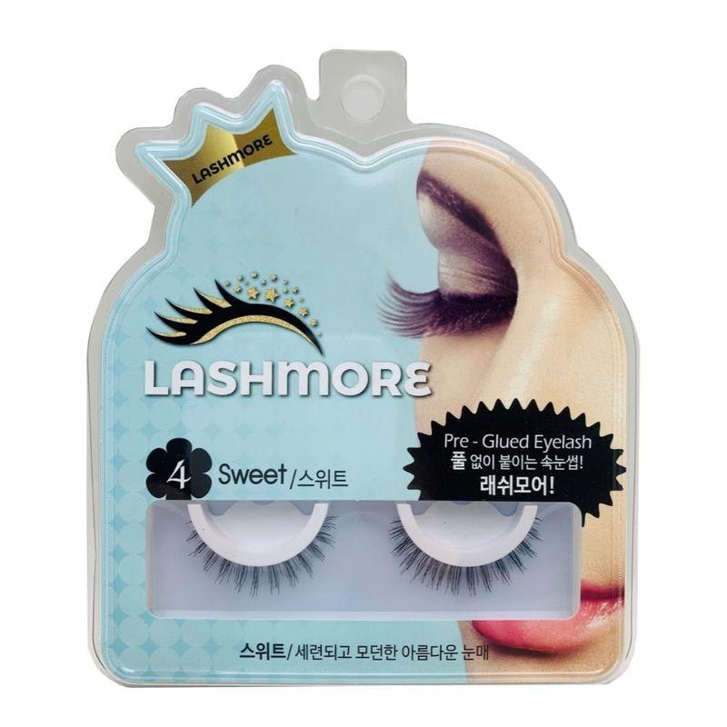 Lashmore #4 Sweet Pre-Glued Eyelash