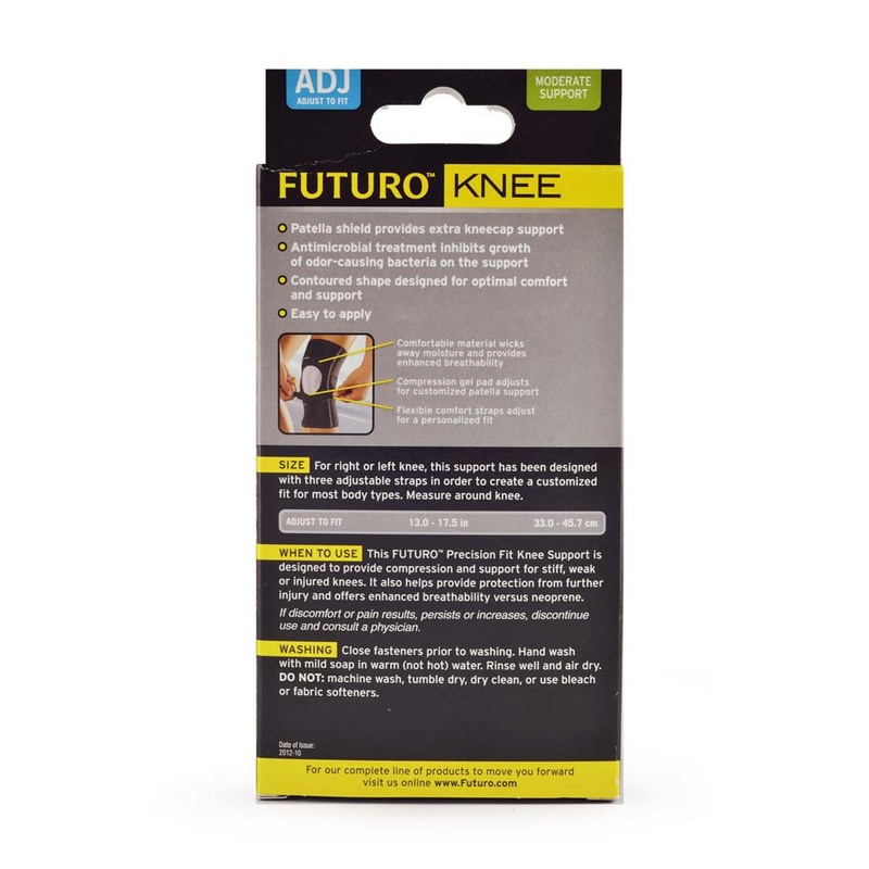 Futuro Performance Comfort Knee Support Adjustable