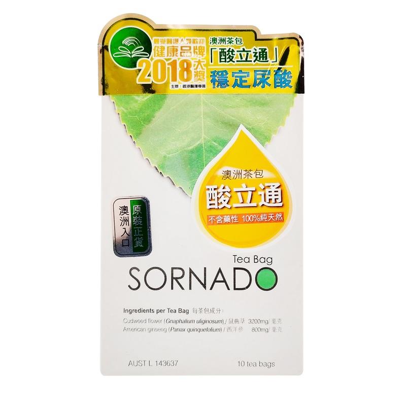 Sornado Tea Bag 10 bags