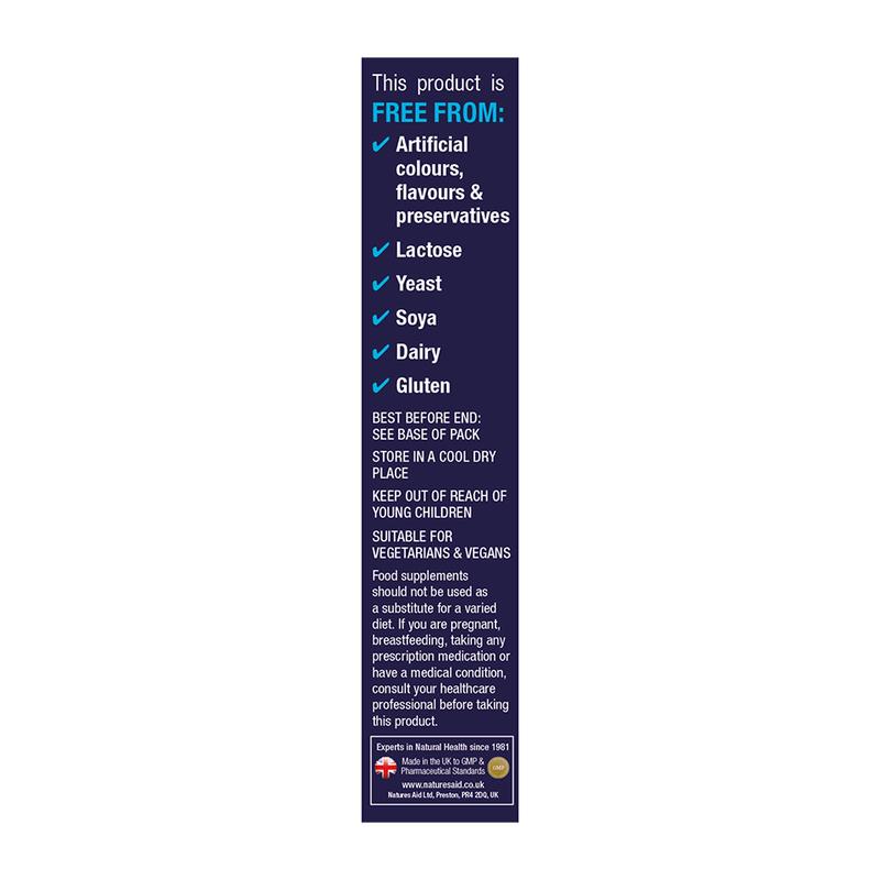 Natures Aid Pro-30 Max 30 Billion Bacteria, 60 capsules