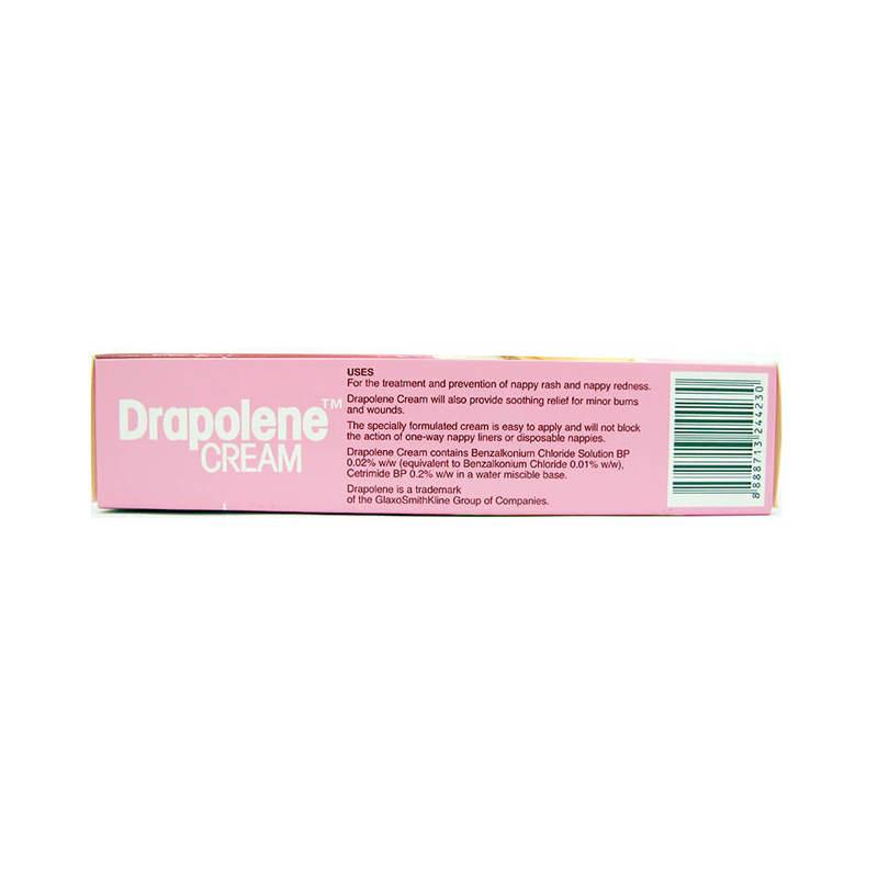 Drapolene Nappy Rash Cream, 55g