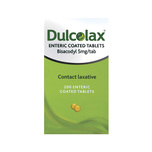 Dulcolax Laxative Tablets 200 tablets