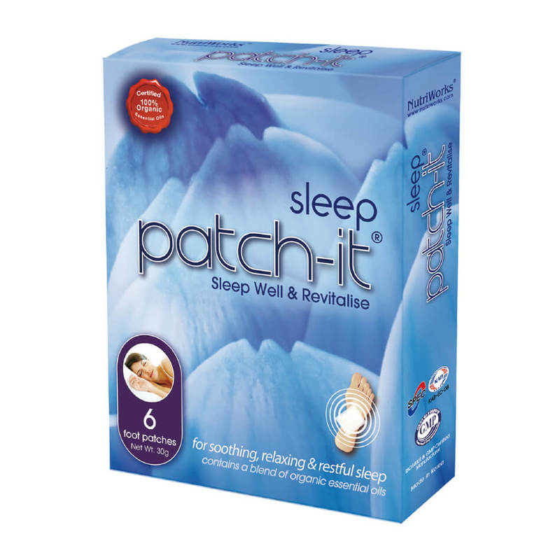 Circulation Patch It Sleep Patch-It, 6pcs