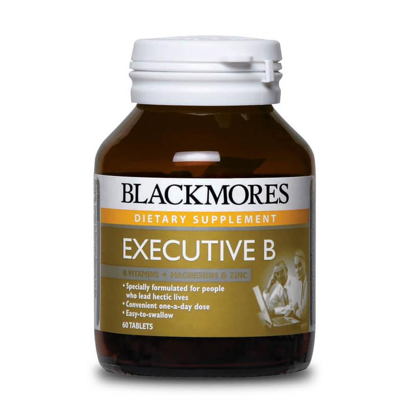 Blackmores Executive B, 60 tablets