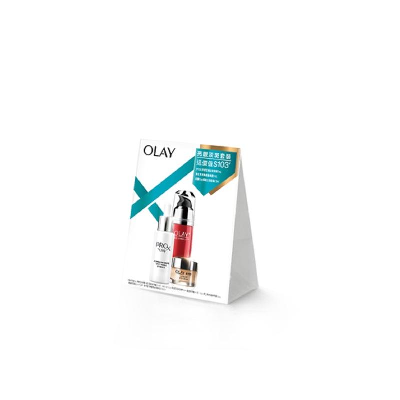 Olay Regenerist Serum+US Eye+ProX Essence 1pack