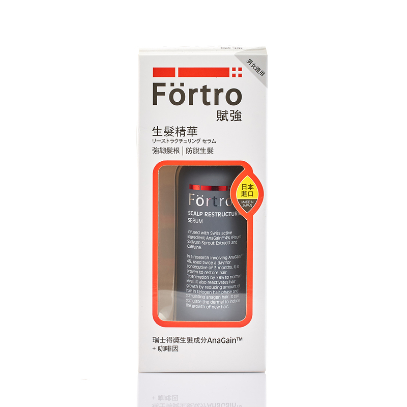 Fortro Scalp Restructuring Serum 75mL