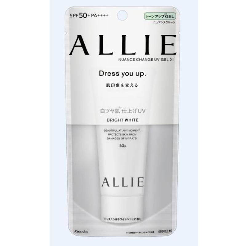 Allie Nuance Change Uv Gel 01 (Bright White)