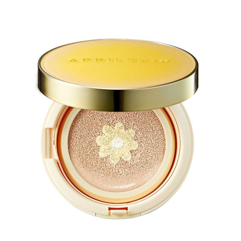 Aprilskin Real Calendula Ampoule Glow Cushion #23 Natural Beige