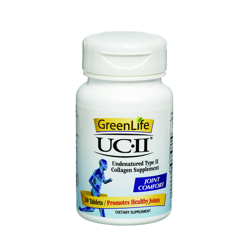 GreenLife UC II Dietary Suppplement, 30 capsules