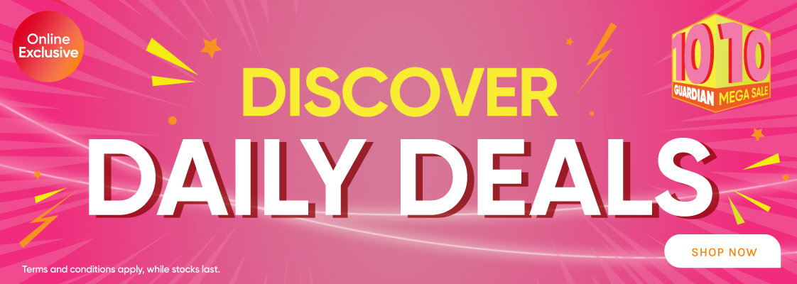 Daily Deals - 1 to 7 Oct