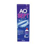 Alcon Aosept Plus 6 Disinfection Solution, 360ml