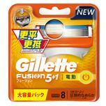 Gillette Fus Pow 5+1 Blades8pcs