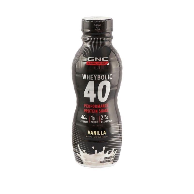 GNC AMP Wheybolic Shake Vanilla 414ml