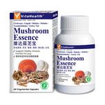 VitaHealth Mushroom Essence 60 Vegetarian Capsules
