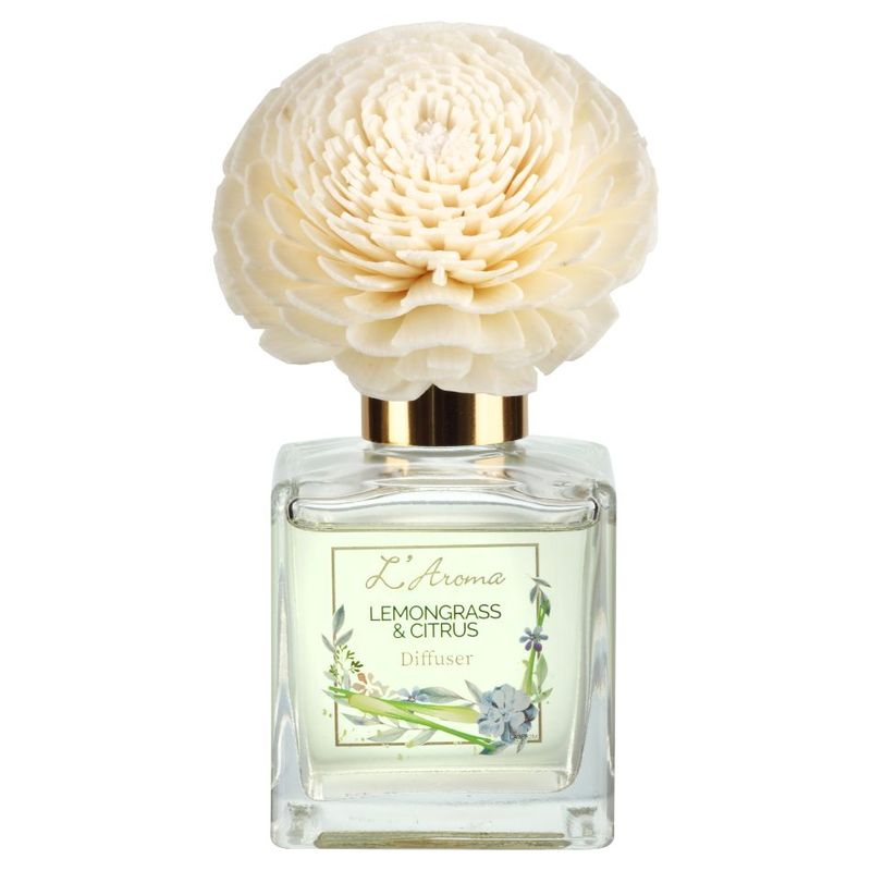 L'Aroma Lemongrass & Citrus Diffuser, 120ml