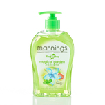 Mannings Clean Magical Garden Handwash 500mL