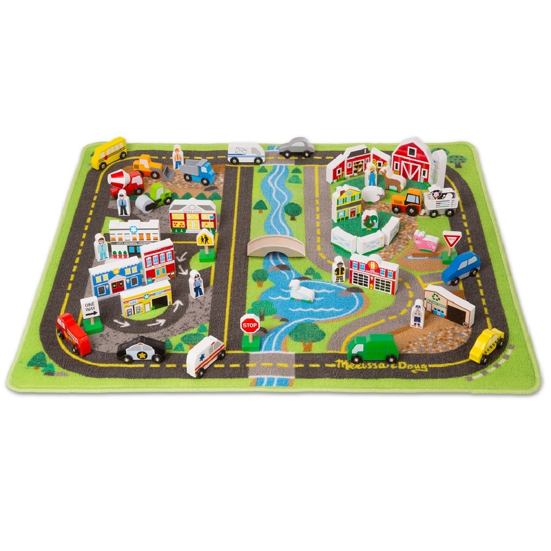 Friso Prestige Melissa & Doug Rug Play Set 1pc